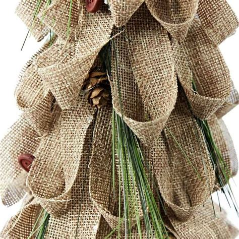 decorating with burlap christmas decorating with burlap