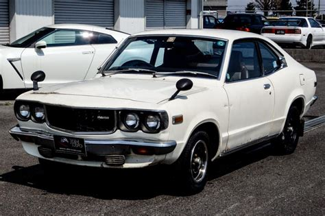 rx3 mazda for sale mazda rx3 savanna s124a for sale at jdm expo japan import