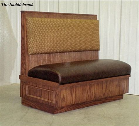 Wood Banquette by Wood Banquettes