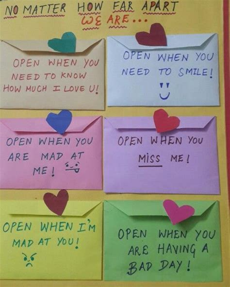 open when letters ideas quot open when quot cards for ur boyfriend or hubby a 1526