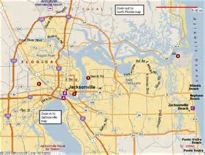 jacksonville map map travel vacations