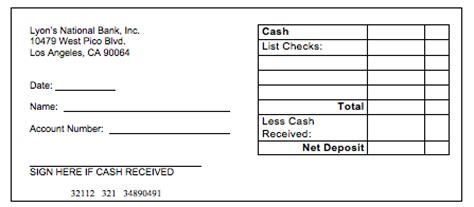 withdrawal slip template u s bank blank deposit slips printable pictures to pin on