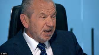 Rabit Hutches The Apprentice S Alan Sugar Tells Ruth Whitely To Go