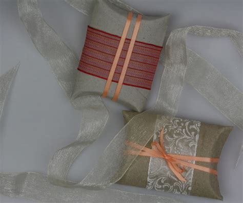pillow box basteln pillow box basteln