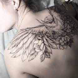 best 25 owl tattoo back ideas only on pinterest wing