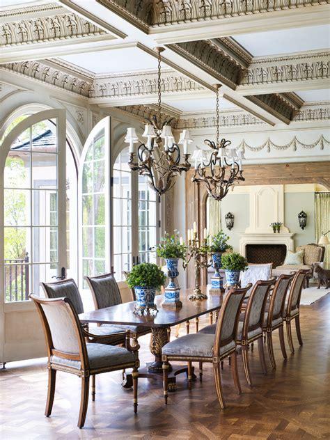 parisian estate victorian dining room minneapolis