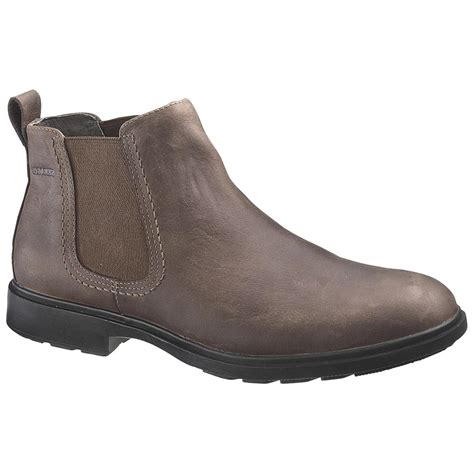s sebago 174 waterproof pull on boots brown