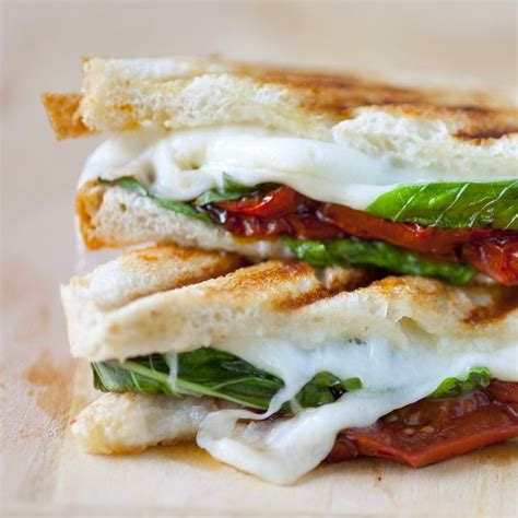 Detox Grilled Cheese by 17 Best Ideas About Caprese Panini On Gourmet