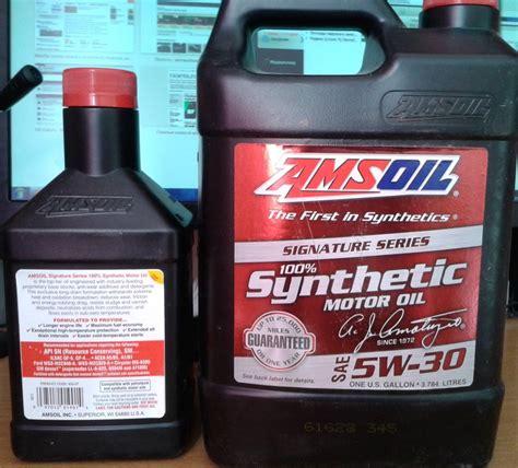 Amsoil Signature Series 5w30 Liter amsoil signature series 5w 30 subaru forester 8220