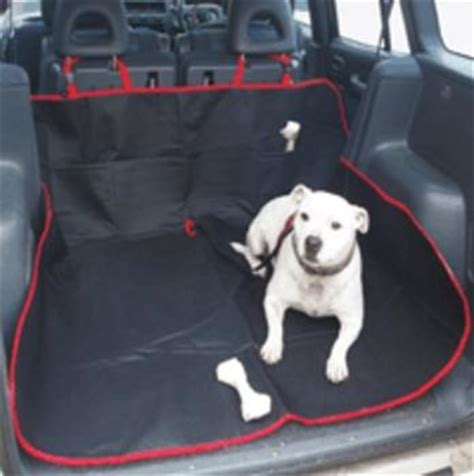 puppy liner car pet boot cover liner for dogs black at care4car