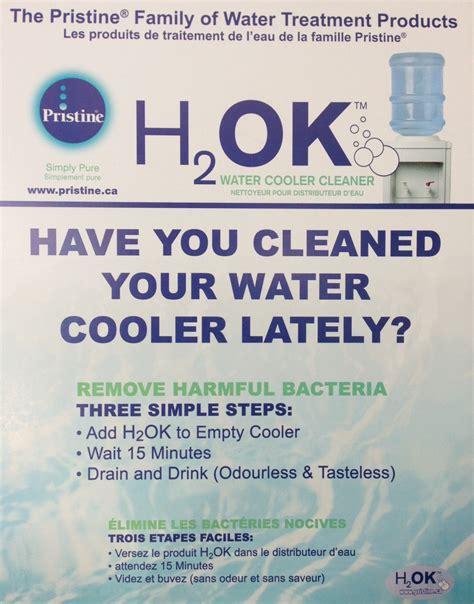 sanitize water cooler bottle water cooler sanitization claysmore