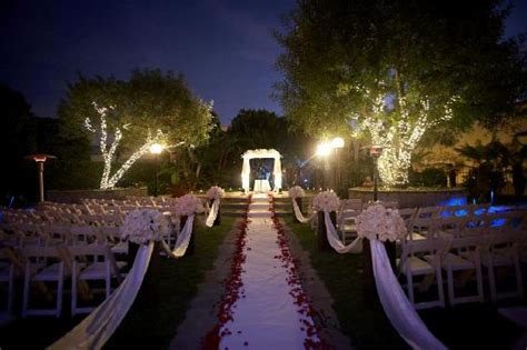 Mexican Bathroom Ideas wedding in the garden at night picture of