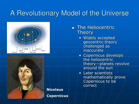 the heliocentric theory challenged the the heliocentric theory challenged the a brief timeline