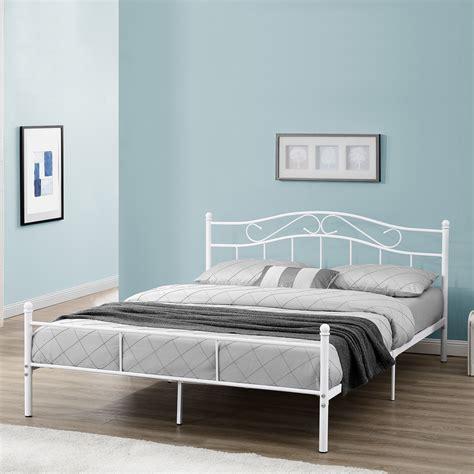 Bett 2 00x2 20 by En Casa 174 Metallbett 140 160 180 200x200cm Bett