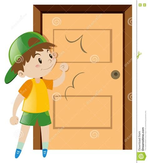 knocking on the bathroom door song child knocking on door clipart clipartxtras