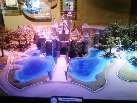 dream studio mouse trip model walt disney one man s dream at hollywood studios the