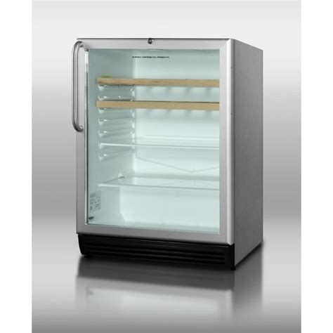 Glass Door Mini Refrigerator Compact Refrigerator Compact Refrigerator With Glass Door