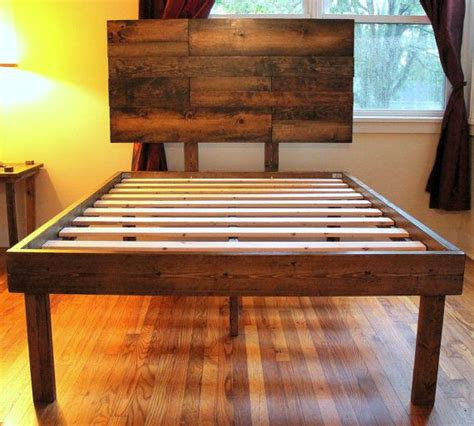 best 25 minimalist bed frame ideas only on