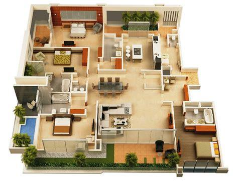 Desain Rumah 4 Kamar