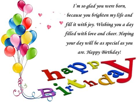 Happy Birthday Wishes For 9 Years Happy Birthday Quotes And Wishes