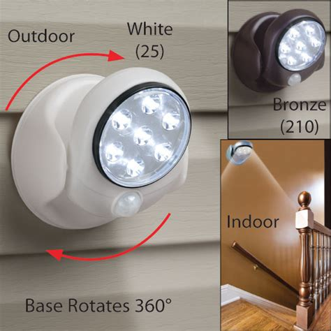 motion activated led light wireless deluxe motion activated wireless led light home lighting