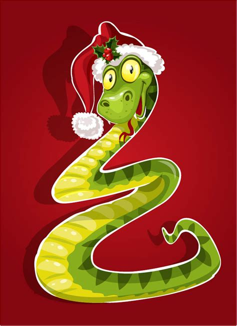 new year snake what does it snake new year vector vector graphics