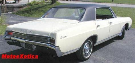 1966 Buick Skylark 4 Door Hardtop by Buick Mid Size 1966 1972 Autonicolya