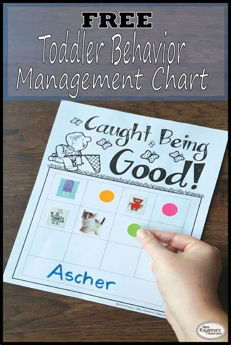 Toddler Sticker Chart