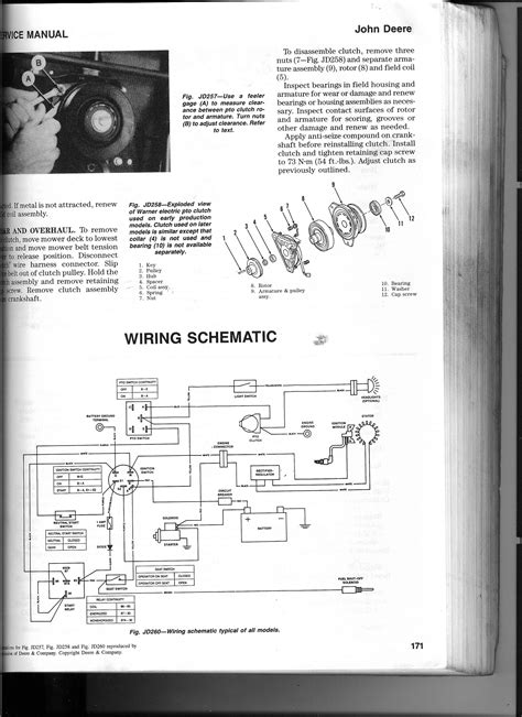 stx 38 deere mower wiring diagram get free image