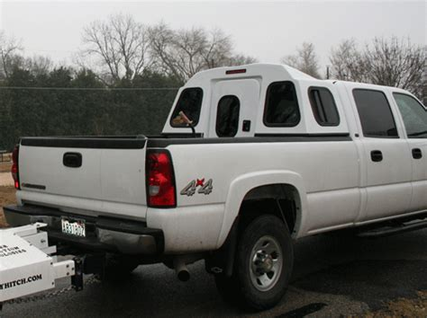Truck Bed Sleeper Cers by Custom 26 Quot Added To Rear Of Truck S Crew Cab Features 2