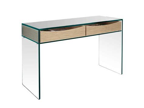 bureau en verre but bureau en verre gulliver 2 by t d tonelli design