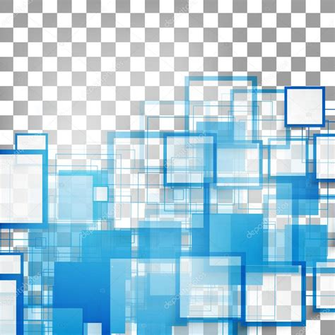 wallpaper blue squares vector blue squares abstract background stock vector