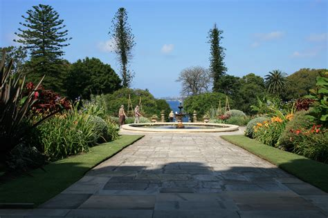 Where I Ve Been Botanic Garden Sydney Australia 2007 Royal Botanic Garden