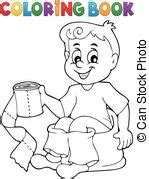 potty vector clip art royalty free 400 potty clipart