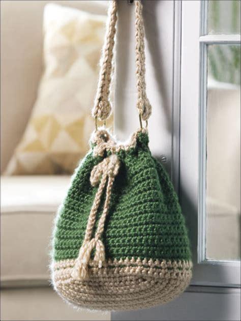 crochet pattern for bucket bag crochet purse patterns bucket bag