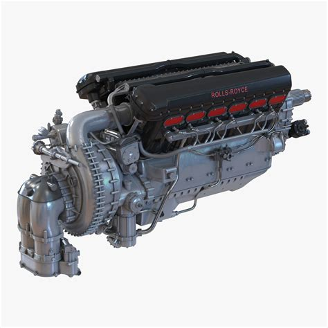 rolls royce merlin rolls royce merlin engine 3d rolls free engine image for