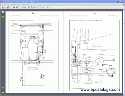iveco engine wiring schematic wiring diagrams image free gmaili net iveco eurotech cursor 390 430 eurostar cursor 430 electrical rus