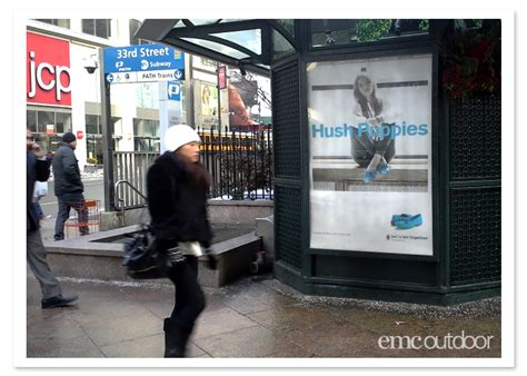what are hush puppies made out of out of home advertising emc outdoor 187 archive 187 hush puppies contextually
