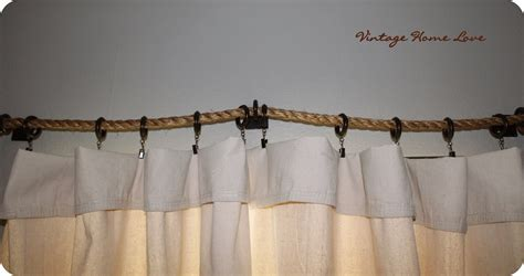 Brown Tie Up Curtains Stylish Diy Curtain Rods Ideas On Budget