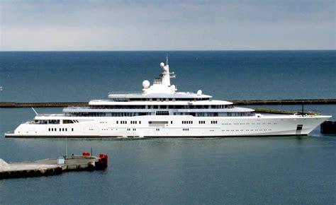 Die Yacht by Die Gr 246 223 Ten Privaten Luxusyachten Der Welt