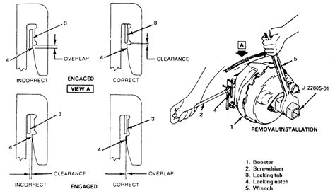 repair anti lock braking 1997 pontiac grand prix engine control repair guides brake operating system power brake booster autozone com