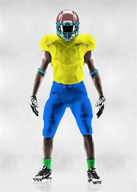 Nike Football Photorealistic Template Psd Concepts Chris Creamer S Sports Logos Community Football Template Psd
