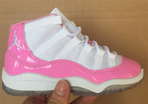 Pink For Sale by 2017 Nike Air 11 Pink White For Sale