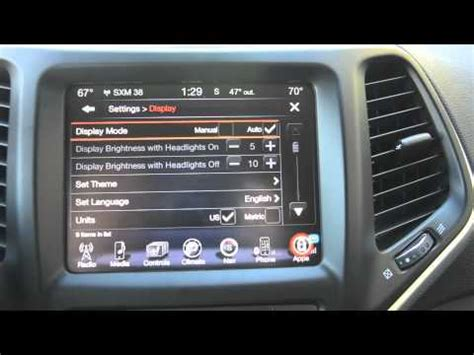 Dodge Uconnect Hack Appletv Mirroring Iphone In 2014 Jeep Grand