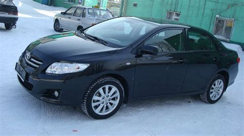 manual cars for sale 2009 toyota corolla electronic valve timing used 2009 toyota corolla photos 1600cc gasoline ff automatic for sale
