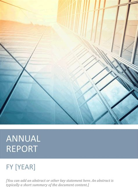 Legion Of Annual Report Template Annual Report Template Free Premium Templates
