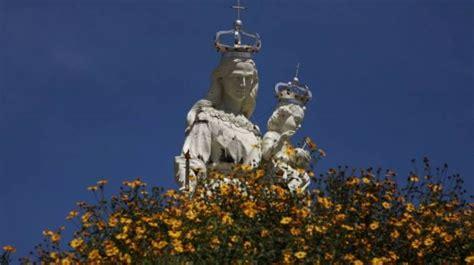 imagen de la virgen maria mas grande del mundo fotos bolivia inaugur 243 monumento a la virgen mar 237 a la