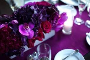 fuschia wedding centerpieces fuschia flower centerpieces images