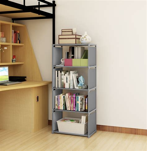 Rak Portable Serbaguna Rak Buku rak buku portable serbaguna 5 susun grosir cirebon