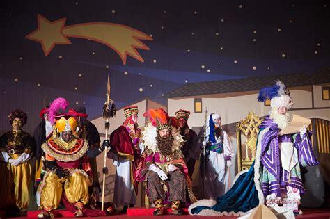 los reyes magos9788424637163 los reyes magos repartir 225 n 4 toneladas de caramelos en rub 237